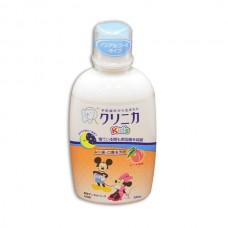 日本 兒童嗽口水(水蜜桃)-250ml