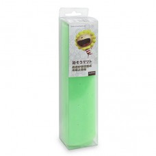奶油獅 晶透矽膠吸盤止滑墊-綠色
