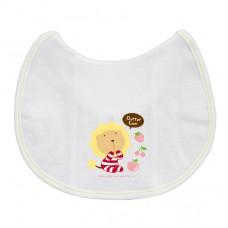 奶油獅 紗布口水巾-2入