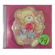創翔音樂 寶寶音樂盒小熊造型CD