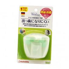chuchubaby 口腔發展#1安撫奶嘴+消毒/保管盒