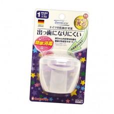 chuchubaby 夜光口腔發展#1安撫奶嘴+消毒/保管盒