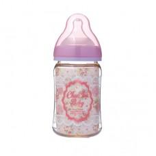 chuchubaby 蕾絲女孩寬口PPSU奶瓶-160ml