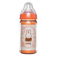 chuchubaby miffy寬口徑PPSU奶瓶-240ml