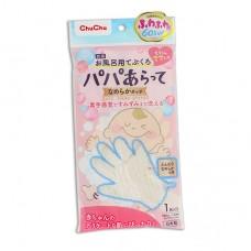 chuchubaby 泡泡洗-嬰兒沐浴手套