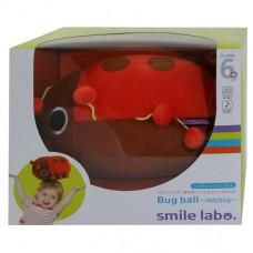 Combi 瓢蟲寶寶布物玩具
