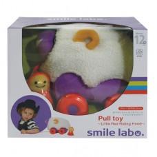 Combi 綿羊與野狼手拉玩具
