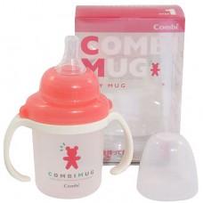 Combi  奶嘴喝水訓練杯#1