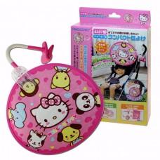 Hello Kitty 兩用遮陽板