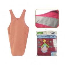 阿卡將 電磁波防護圍裙-粉橘(L)