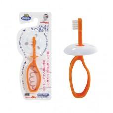 阿卡將 安全訓練牙刷-橙色