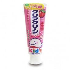 日本 幼兒牙膏70g-草莓