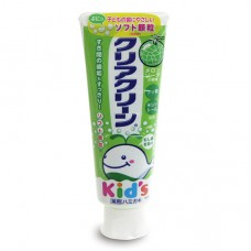 日本 幼兒牙膏70g-哈密瓜