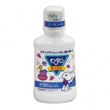 日本 Snoopy寶寶嗽口水-葡萄