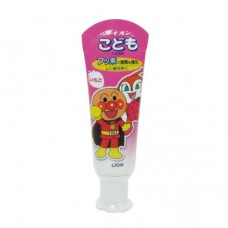 麵包超人幼兒牙膏40g-草莓