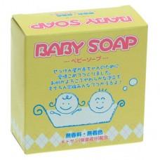 日本 嬰兒皂100g