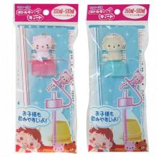 日本 卡哇伊寶特瓶吸管