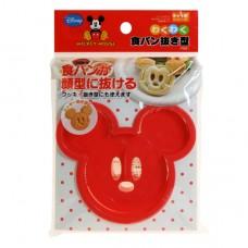 日本 米奇造型吐司模