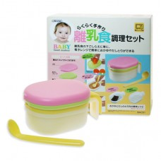 日本 繽紛離乳食品研磨組