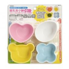 日本  4入寶寶副食品調理盒