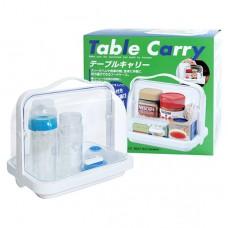 日本 多功用奶瓶置物箱