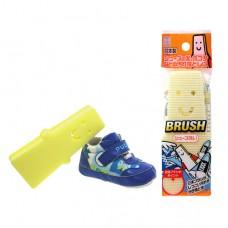 日本 寶寶鞋子清潔刷