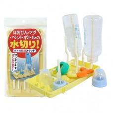 日本 奶瓶置物架