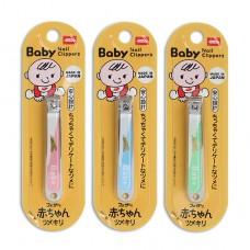 日本 嬰兒平口指甲剪
