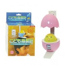 日本 寶寶身高尺-粉色