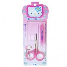 貝印 Hello Kitty 嬰兒安全剪刀