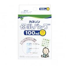 Kaneson母乳儲存袋-100mlx50枚