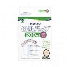 Kaneson母乳儲存袋-200mlx20枚