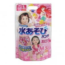 滿意寶寶 Moony 玩水褲/游泳尿褲/戲水褲-女XL