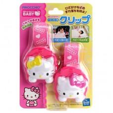 Hello Kitty 造型推車萬用夾