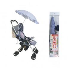 推車寶寶陽傘-藍色