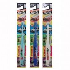 日本 TOMICA幼兒牙刷-0.5~3歲