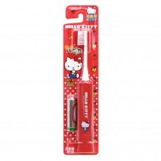 Hello Kitty 兒童振動牙刷-紅色
