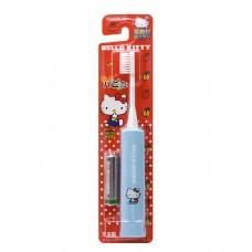 Hello Kitty 兒童振動牙刷-藍色
