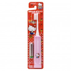 Hello Kitty 兒童振動牙刷-粉色
