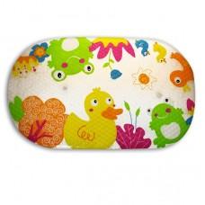日本 卡哇依浴室吸盤式止滑墊-青蛙