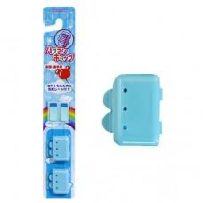 日本 學童牙刷蓋-附姓名貼