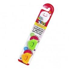 日本 卡哇依透氣牙刷蓋-2枚