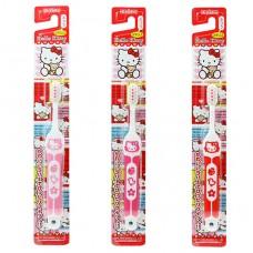日本 Hello Kitty造型牙刷-3歲+