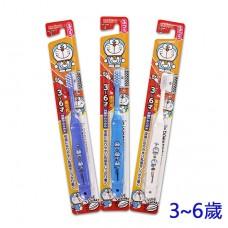 日本 哆啦A夢幼兒牙刷-3~6歲