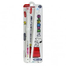 日本 史努比先端加強牙刷