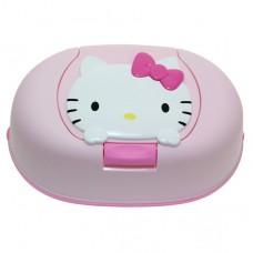 LEC Hello Kitty 造型盒裝濕紙巾-80枚