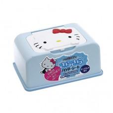 LEC Hello Kitty 造型盒裝濕紙巾(香味)-42枚
