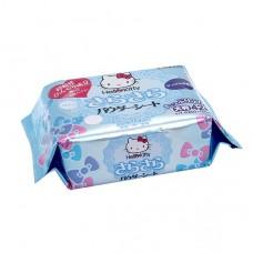 LEC Hello Kitty 造型盒裝濕紙巾補充包(香味)-42枚