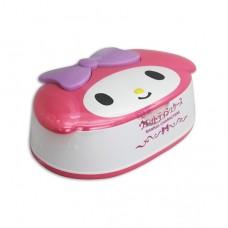 LEC MY Melody 造型盒純水溼紙巾-80枚