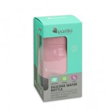 帕緹塔 矽膠彈蓋水壺350ml-粉色